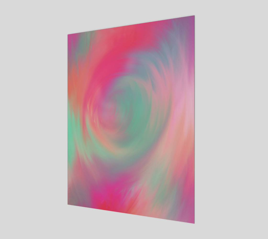"""Pastel Perfect Wall Art 7.5"""" x 10"""" preview #1"""