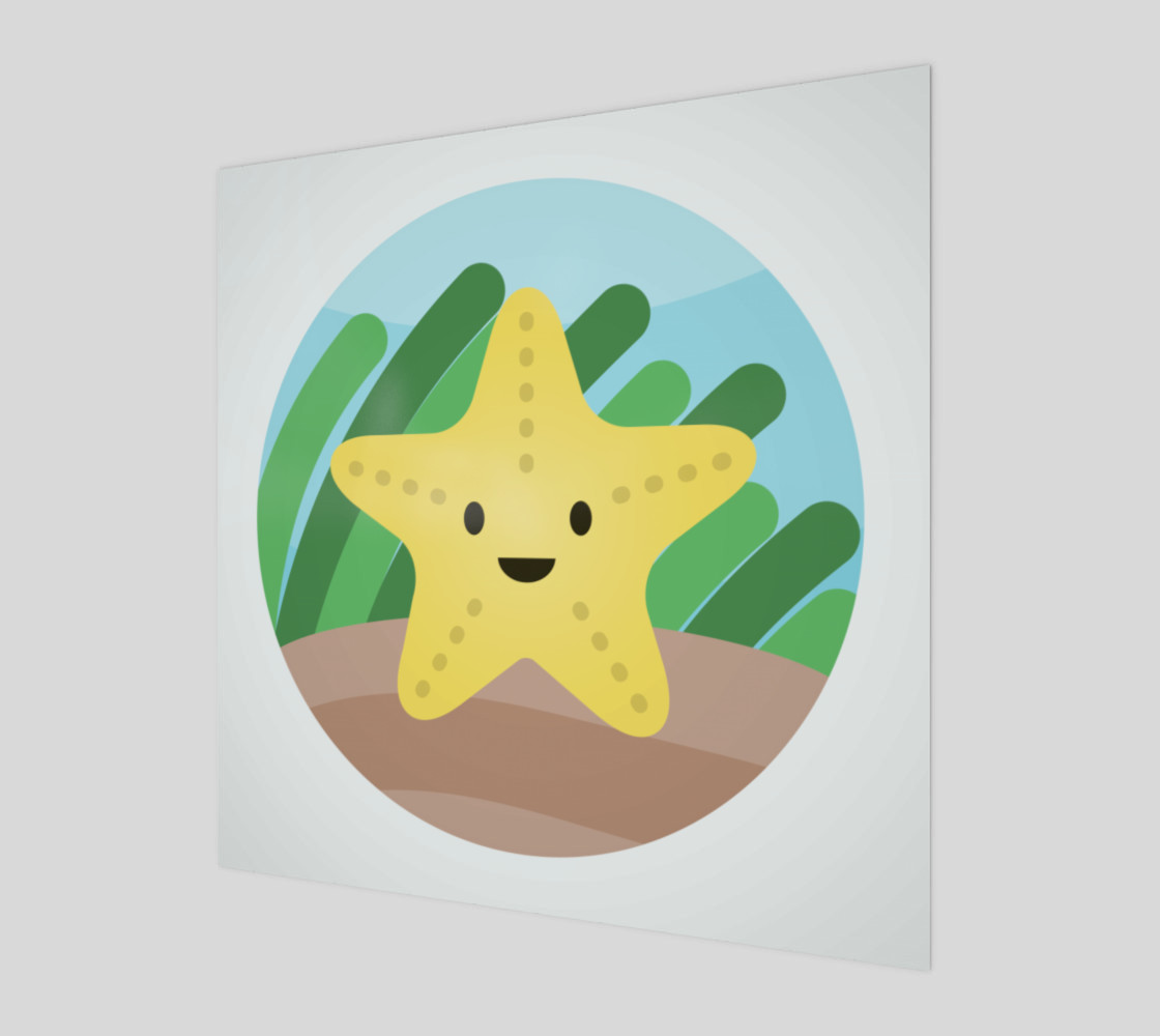 Starfish preview #1