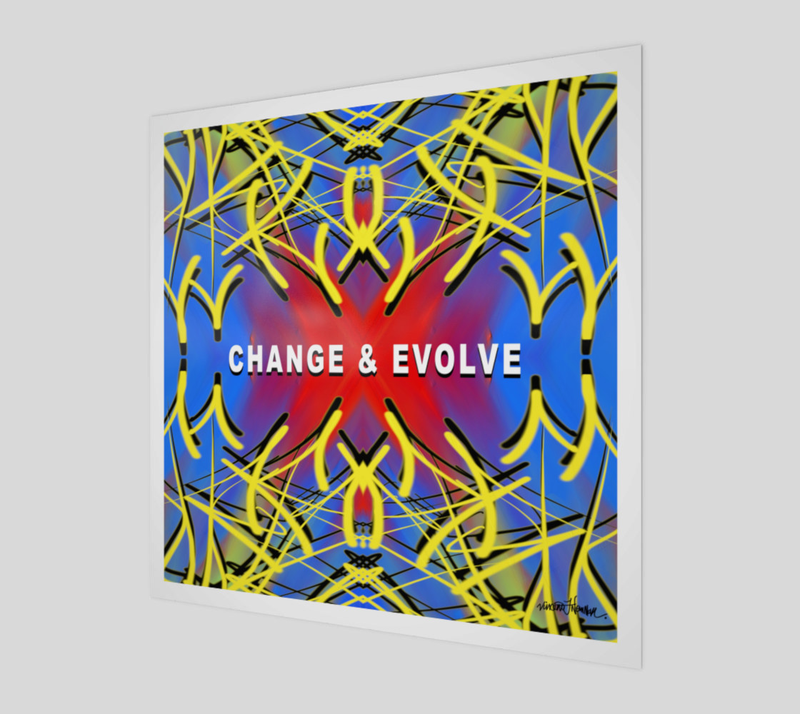 Change & Evolve  preview #1
