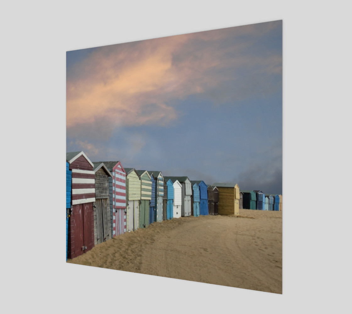 Beach Huts preview #1