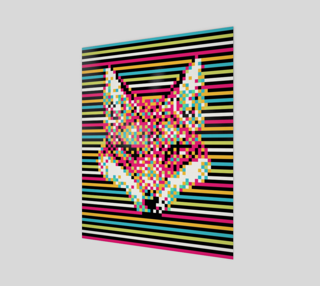 Pixel Fox preview #1