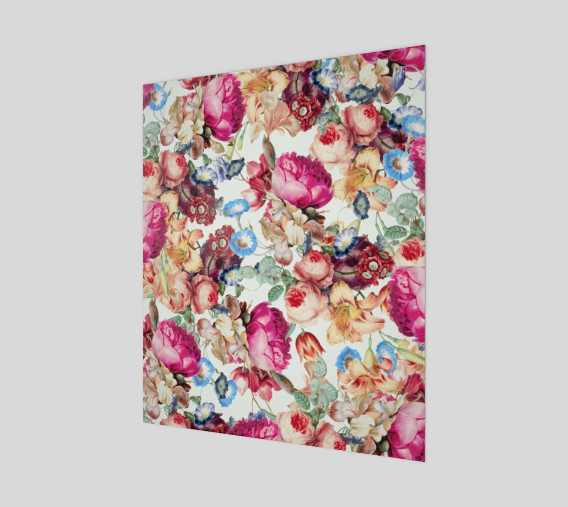 Floral Crush Poster 20x24 preview #1