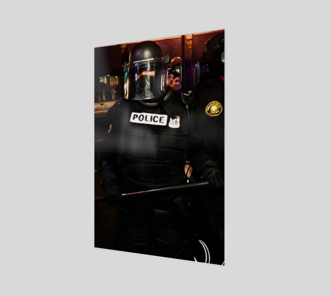 Robo Cop preview #1
