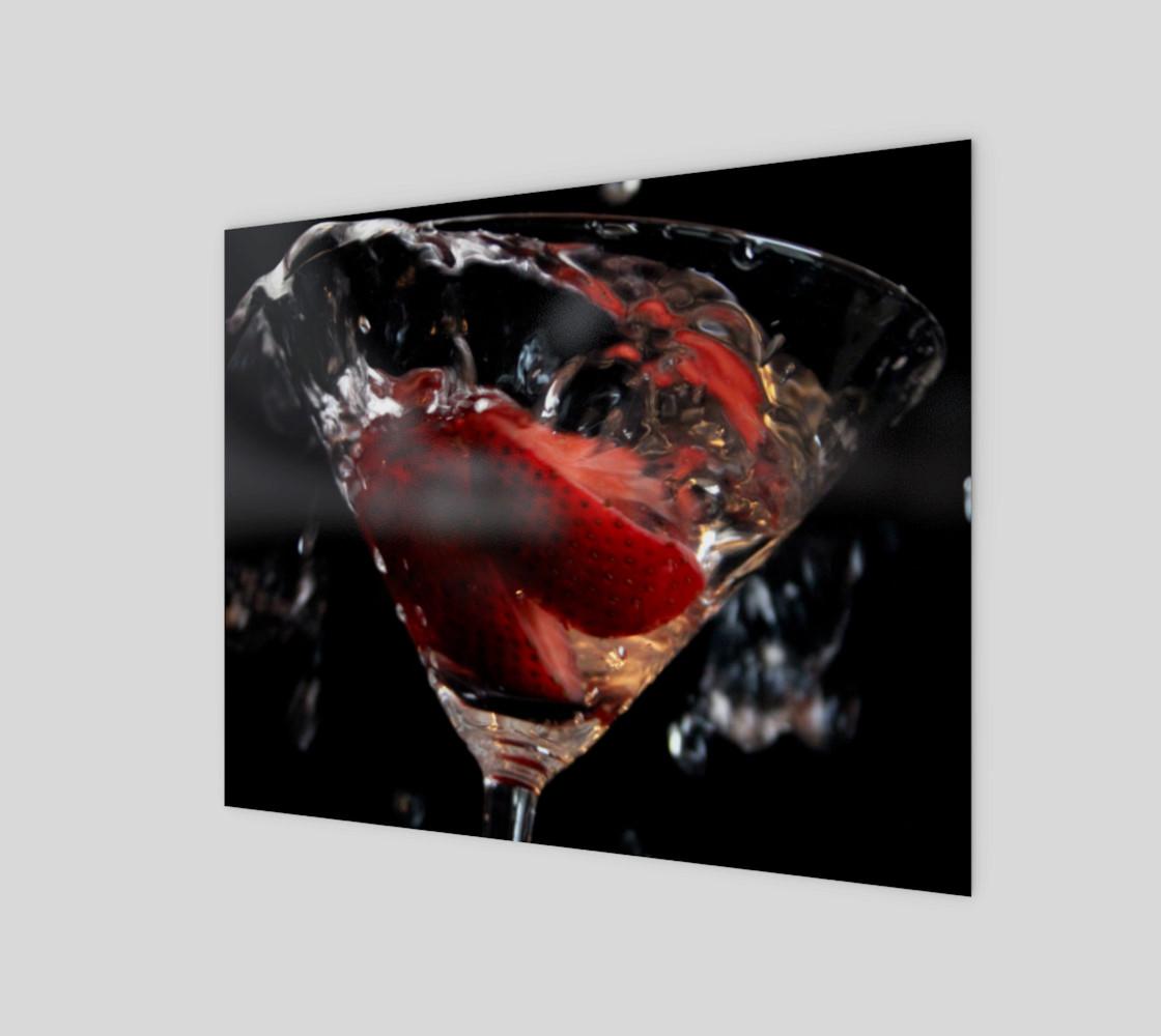Aperçu de Strawberry Martini #1