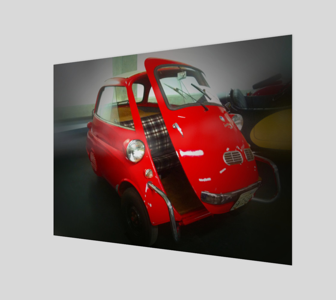 BMW Isetta preview #1