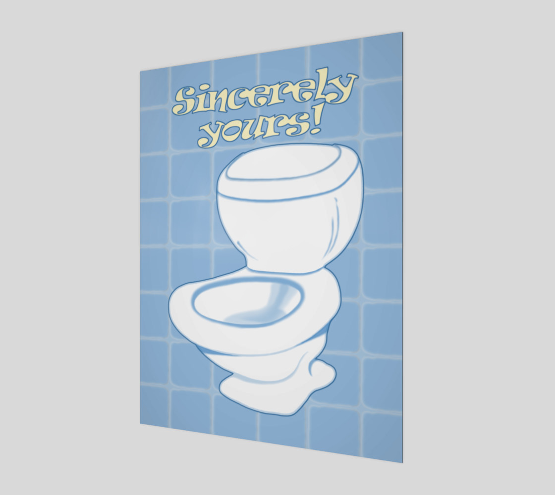 Sincerely yours! preview #1