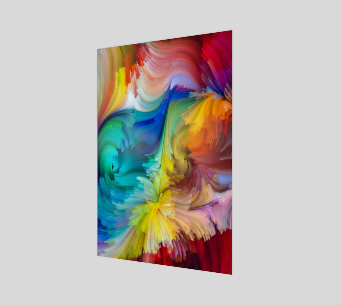 Aperçu de Stream Of Colors II  #1