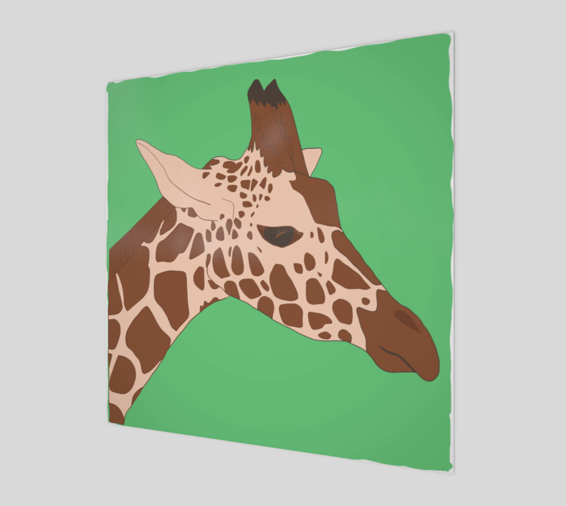 Giraffe Green preview #1