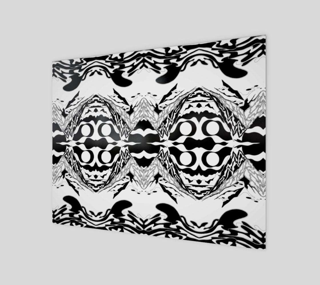 Aperçu de High Rise - Pattern Art #1