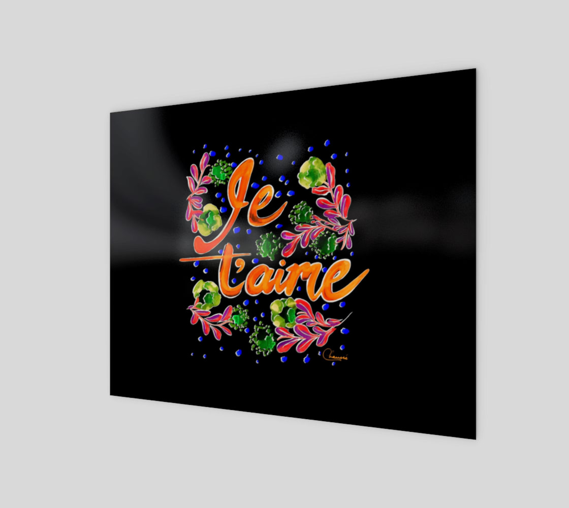 Je t'aime preview #1