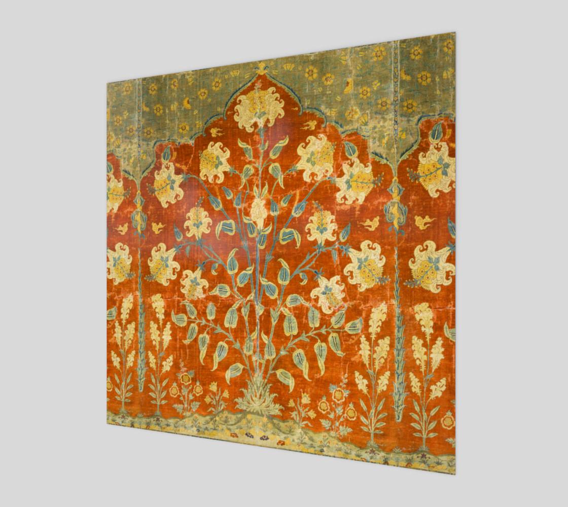 Aperçu de Boho Magic Carpet  - Burnt Orange - Wall Art #1