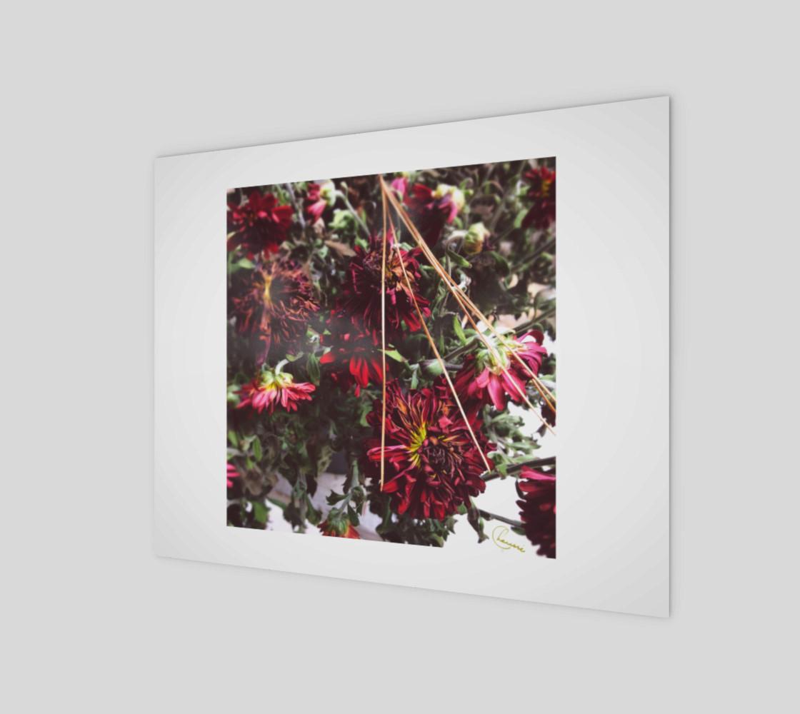 Romantiques fleurs d'automne preview #1