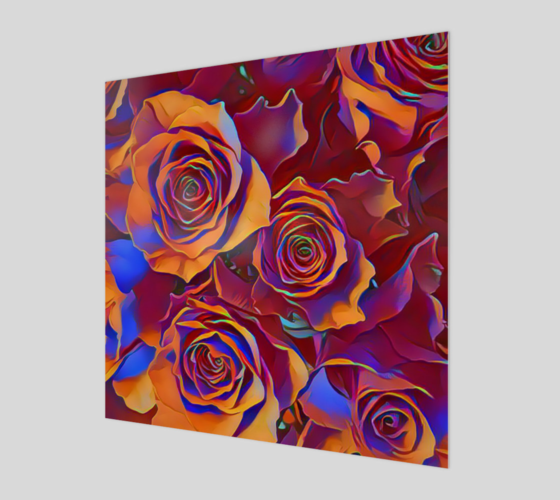 Why Not Roses Print preview #1