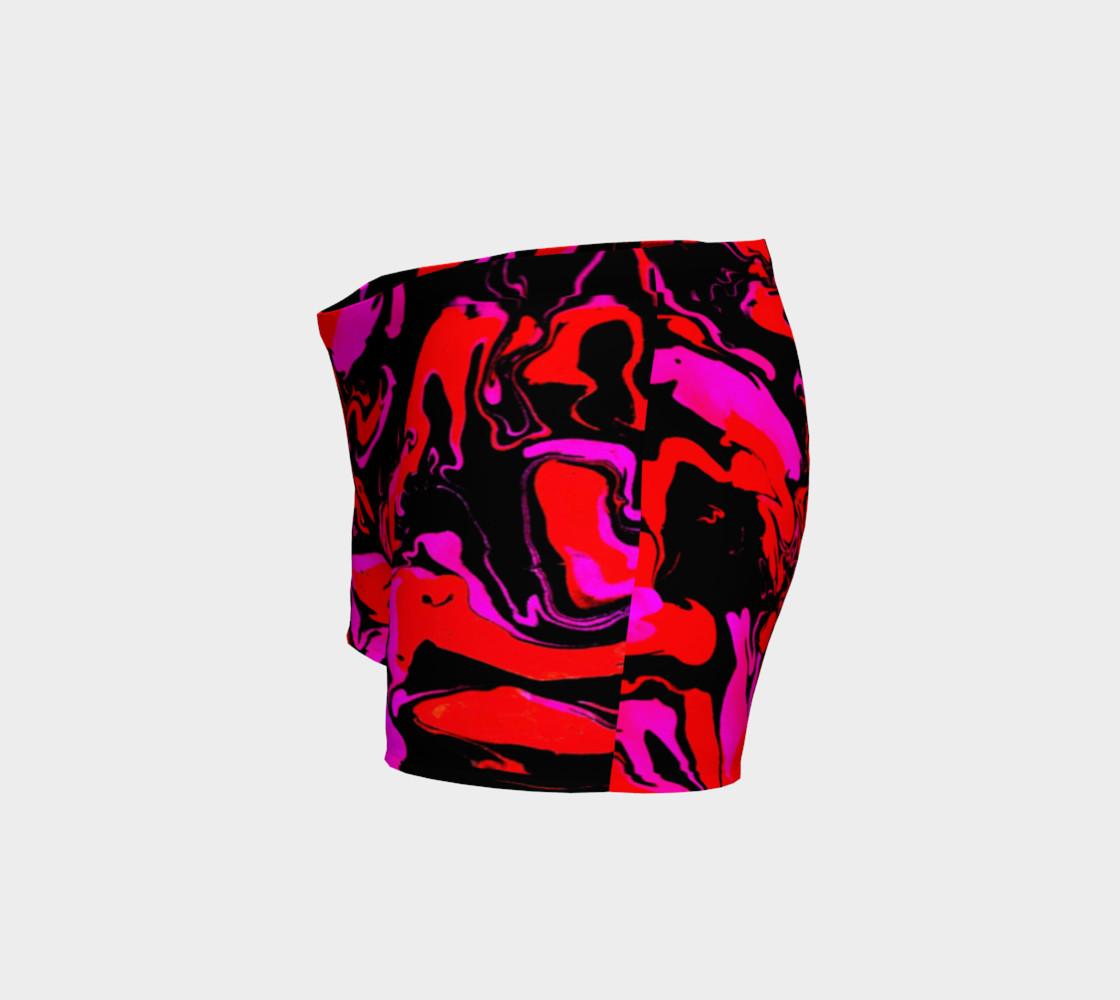 Aperçu de Orange Crush Boy Shorts #2