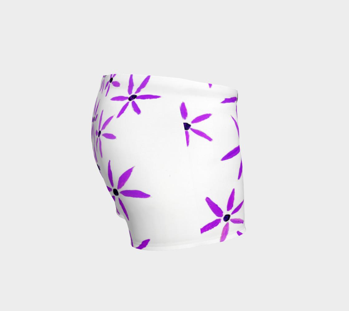 Purple Star Flower preview #3