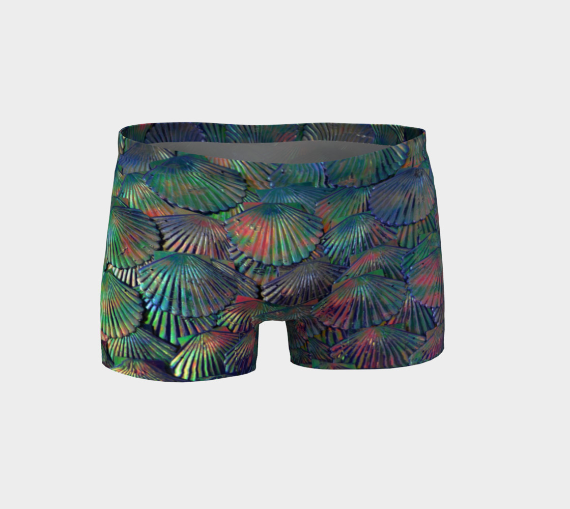 Opal Scale Shorts  preview #1
