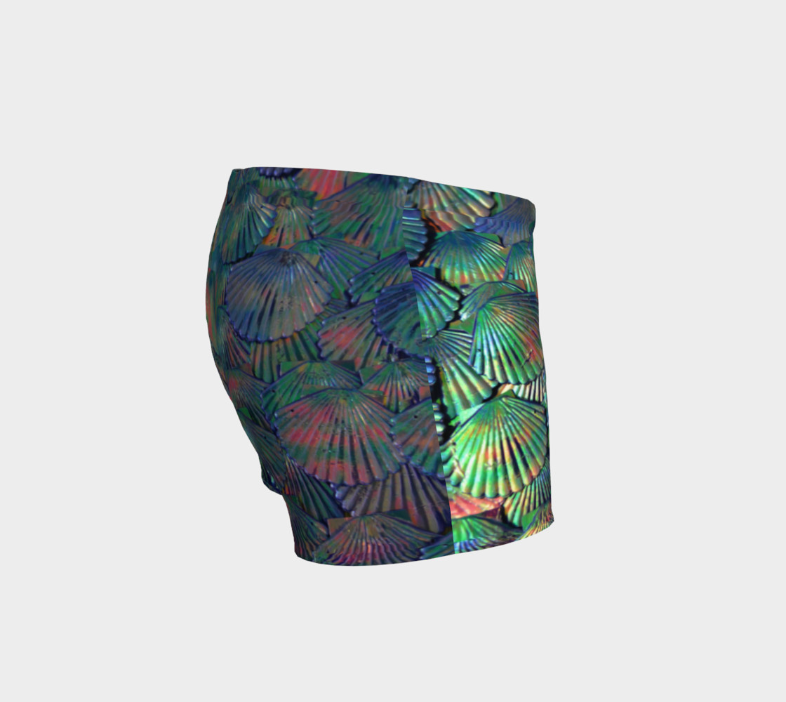 Opal Scale Shorts  preview #3