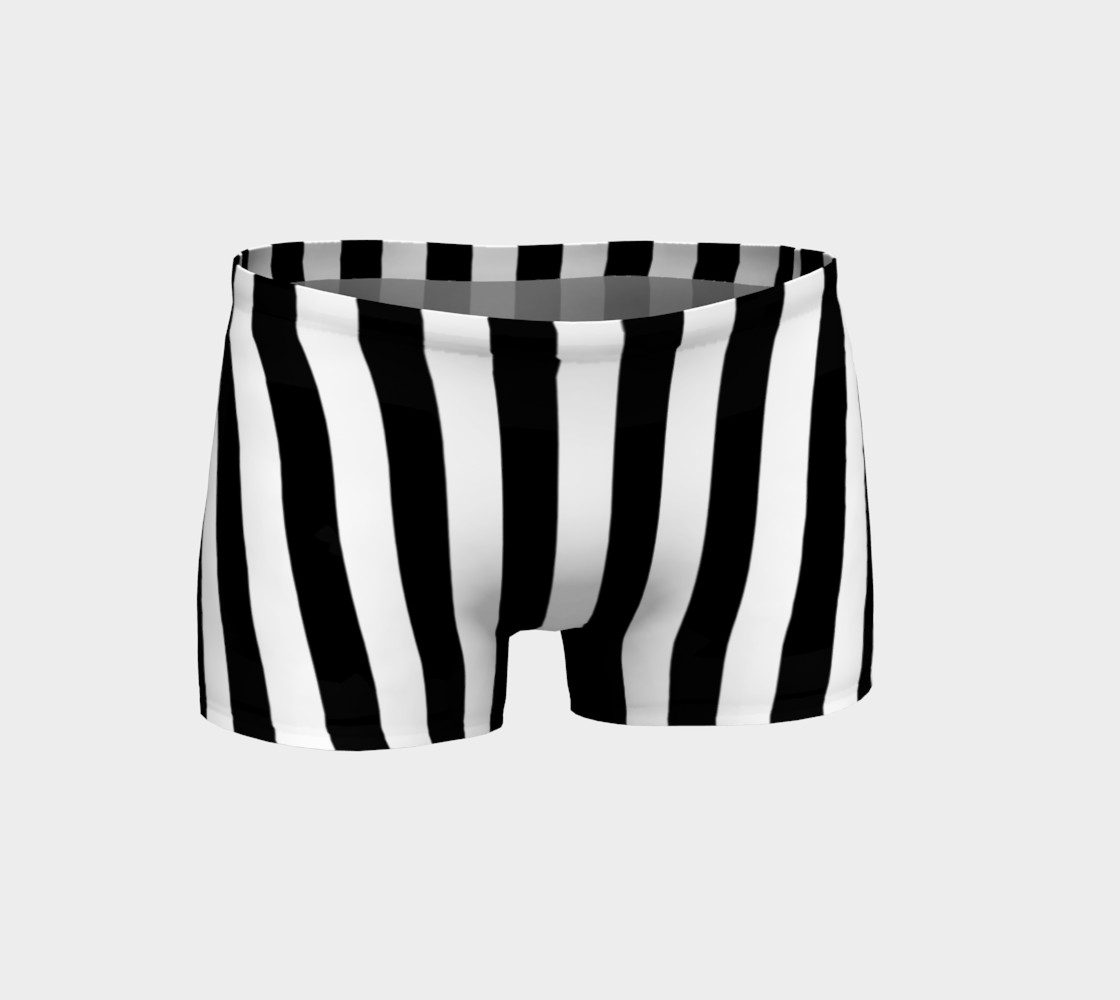 Black and White Stripes preview #1