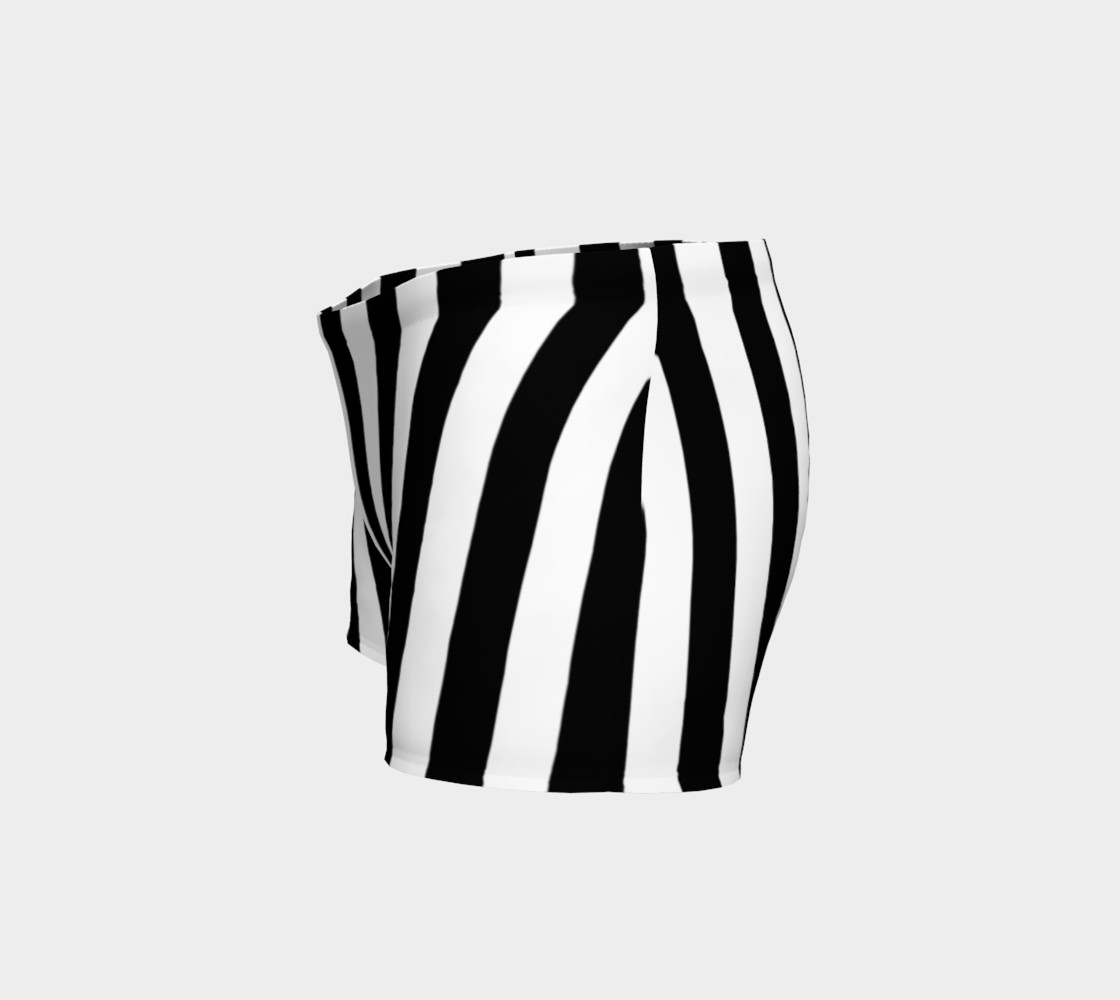 Black and White Stripes preview #2