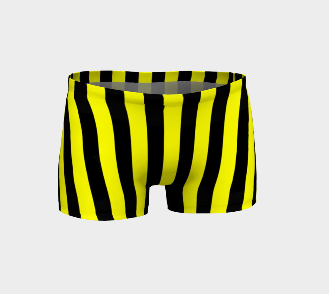Black and Yellow Stripes preview #1