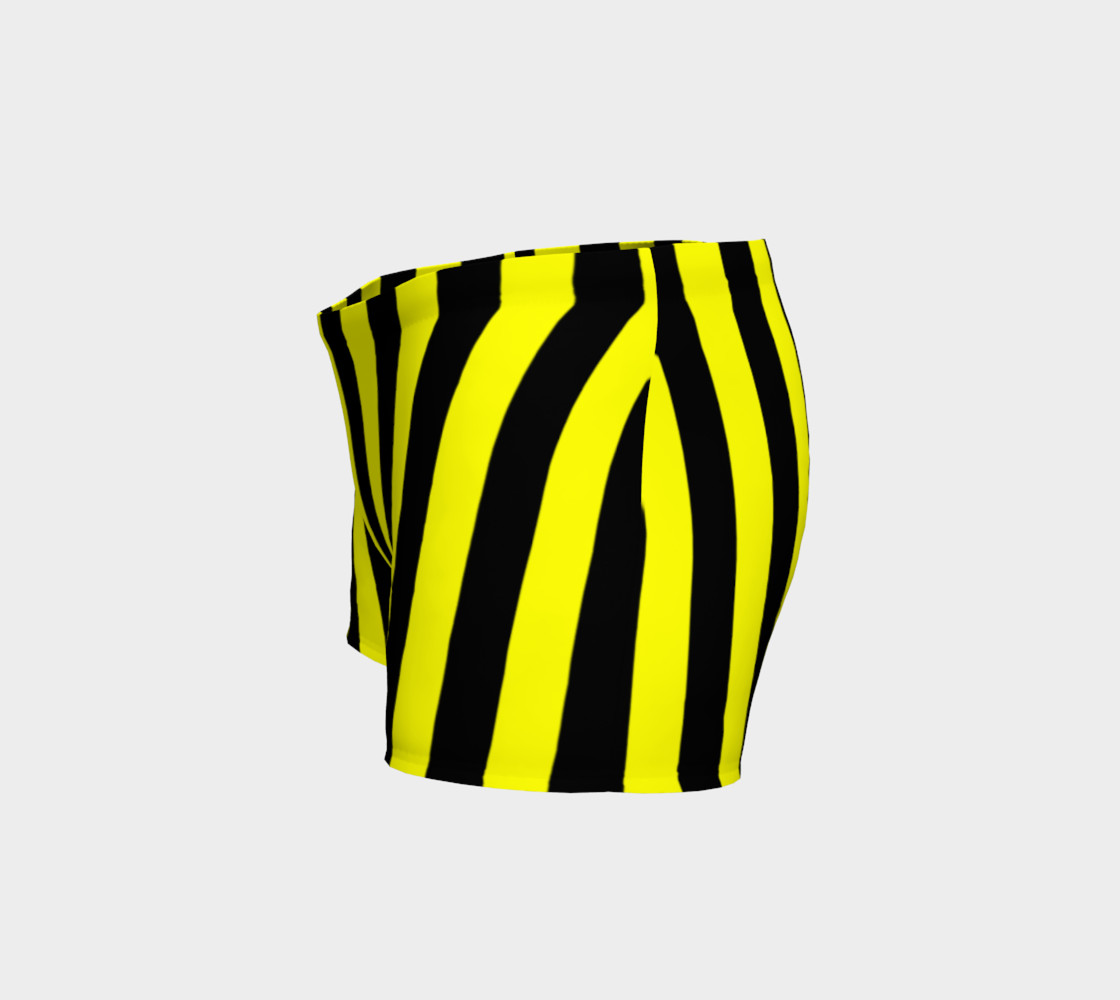 Black and Yellow Stripes preview #2