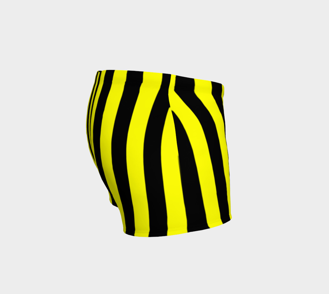 Black and Yellow Stripes thumbnail #4