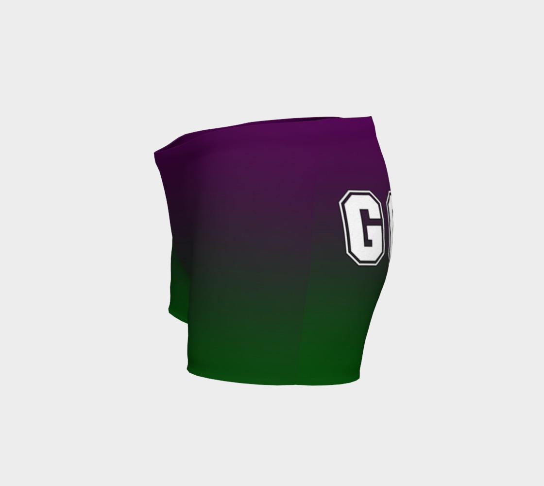 Goblin Shorts preview #2