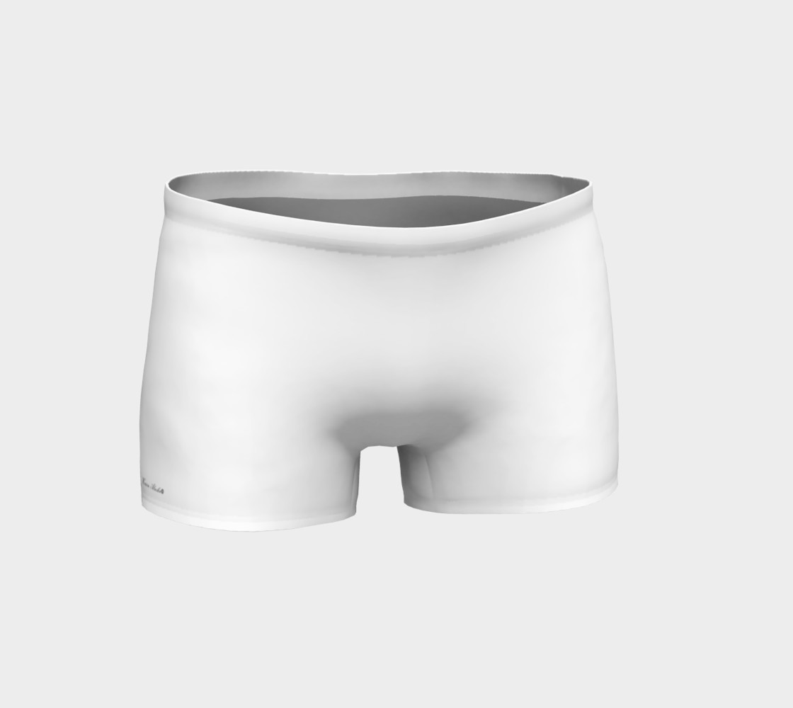 White Shorts preview #1