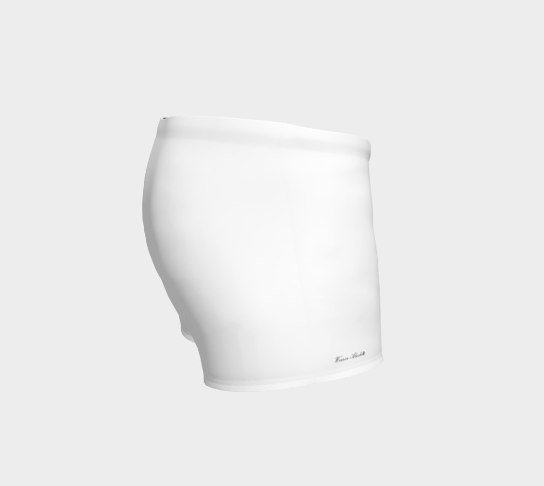 White Shorts preview #3