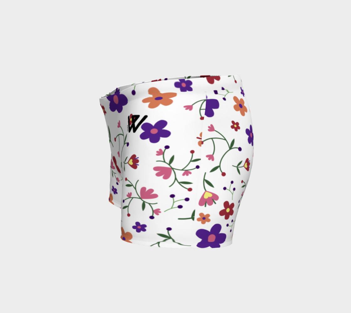 Printemps Florale - SHORTS preview #2