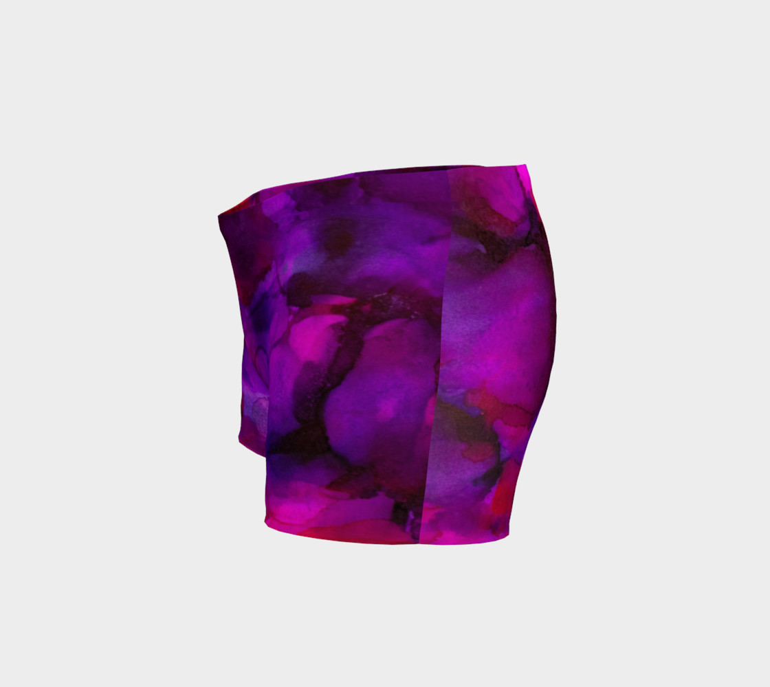 Purple Passion Alcohol Ink Art preview #2