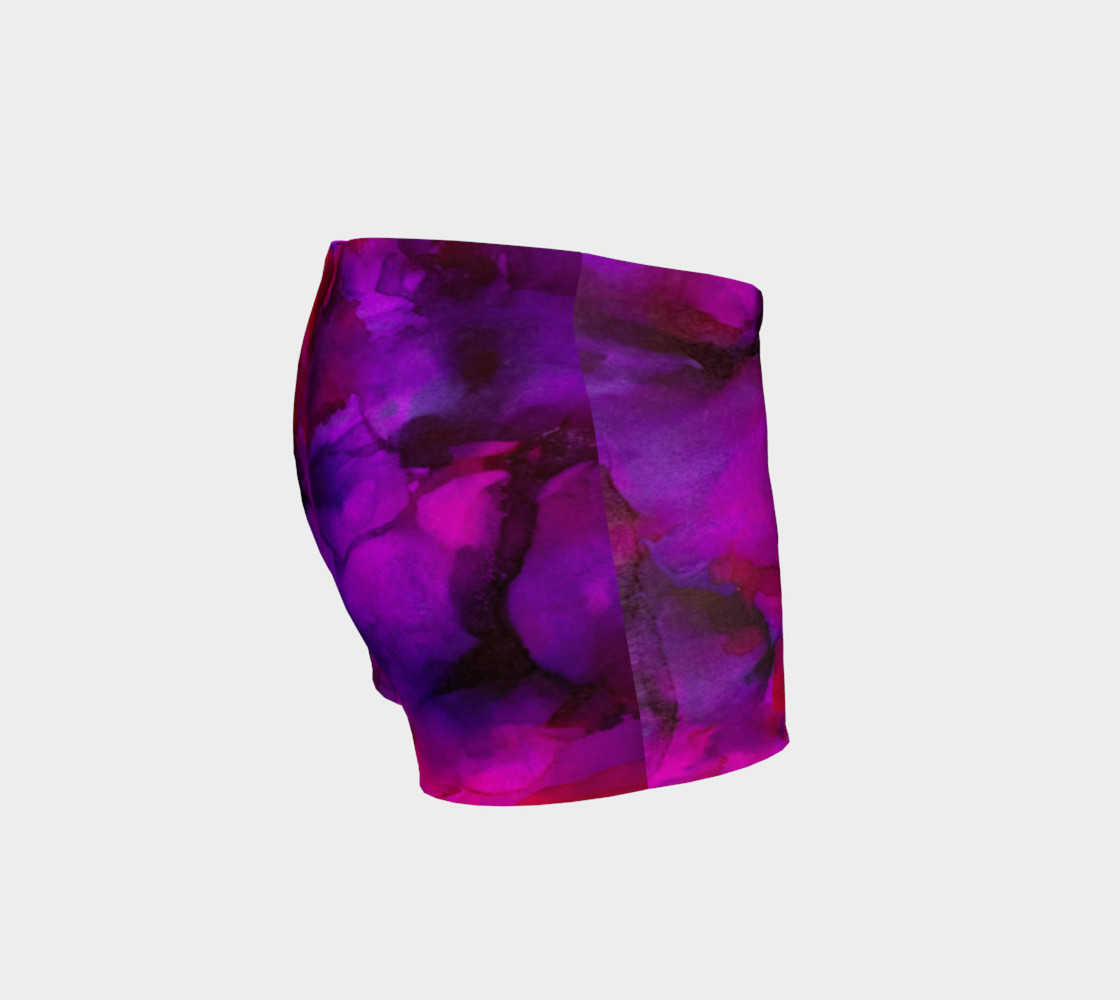 Purple Passion Alcohol Ink Art preview #3