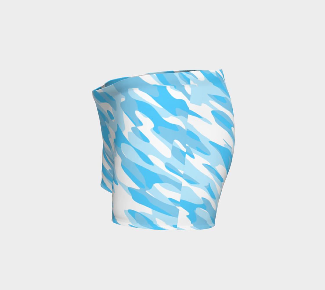 Aperçu de blue and white camo #2