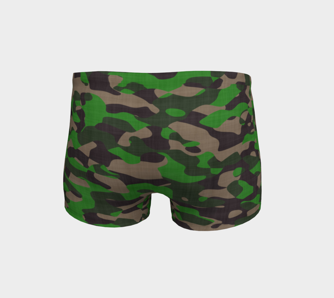 Frog Green Camo preview #4