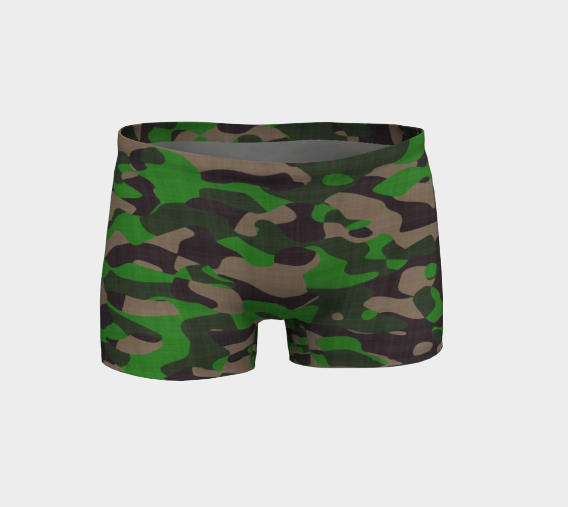 Frog Green Camo preview #1