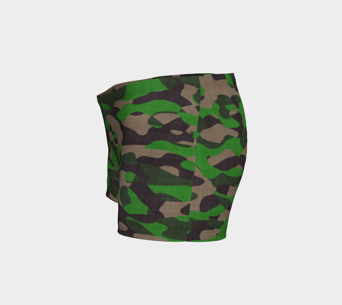 Frog Green Camo preview #2