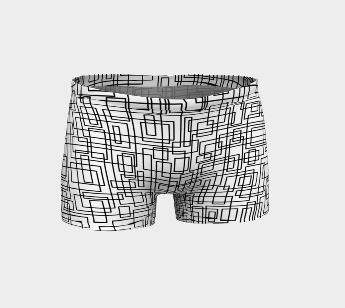 komada workout shorts preview #1