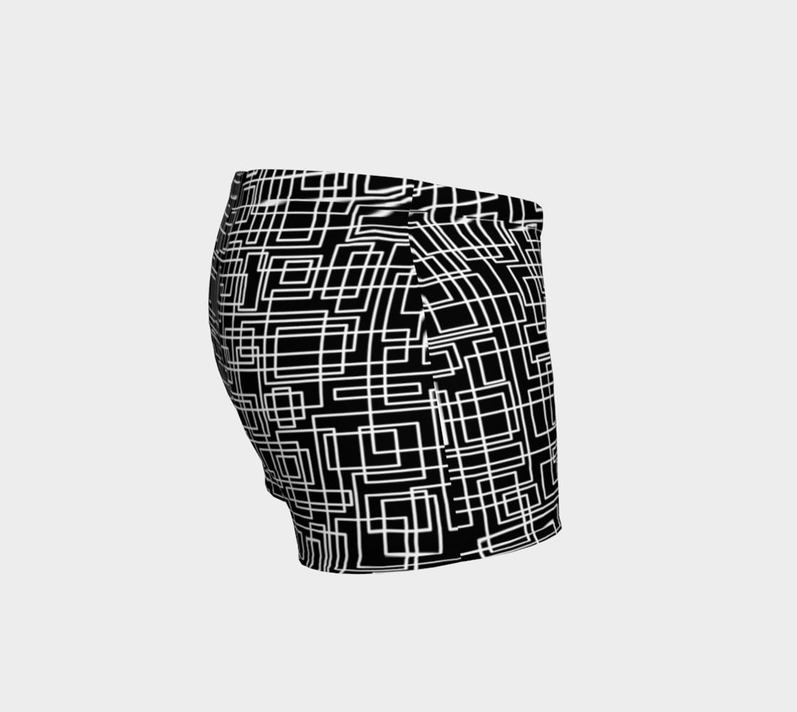 komada v.2 workout shorts preview #3