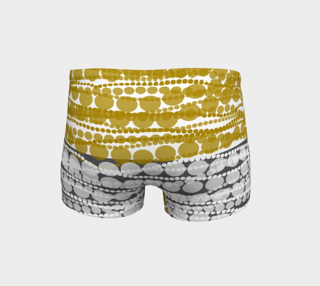 niska workout shorts preview #4