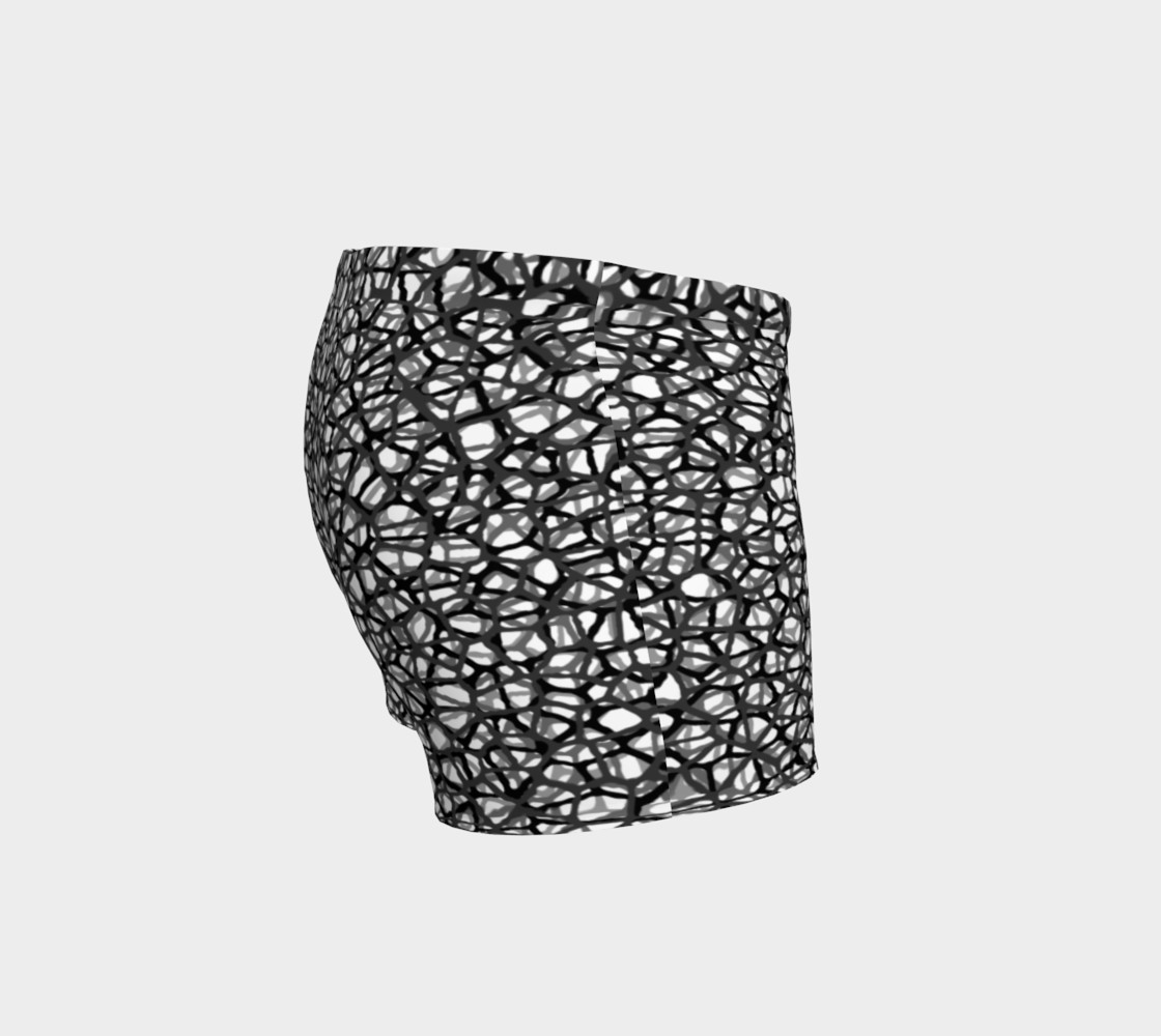 staklo (grays) workout shorts preview #3