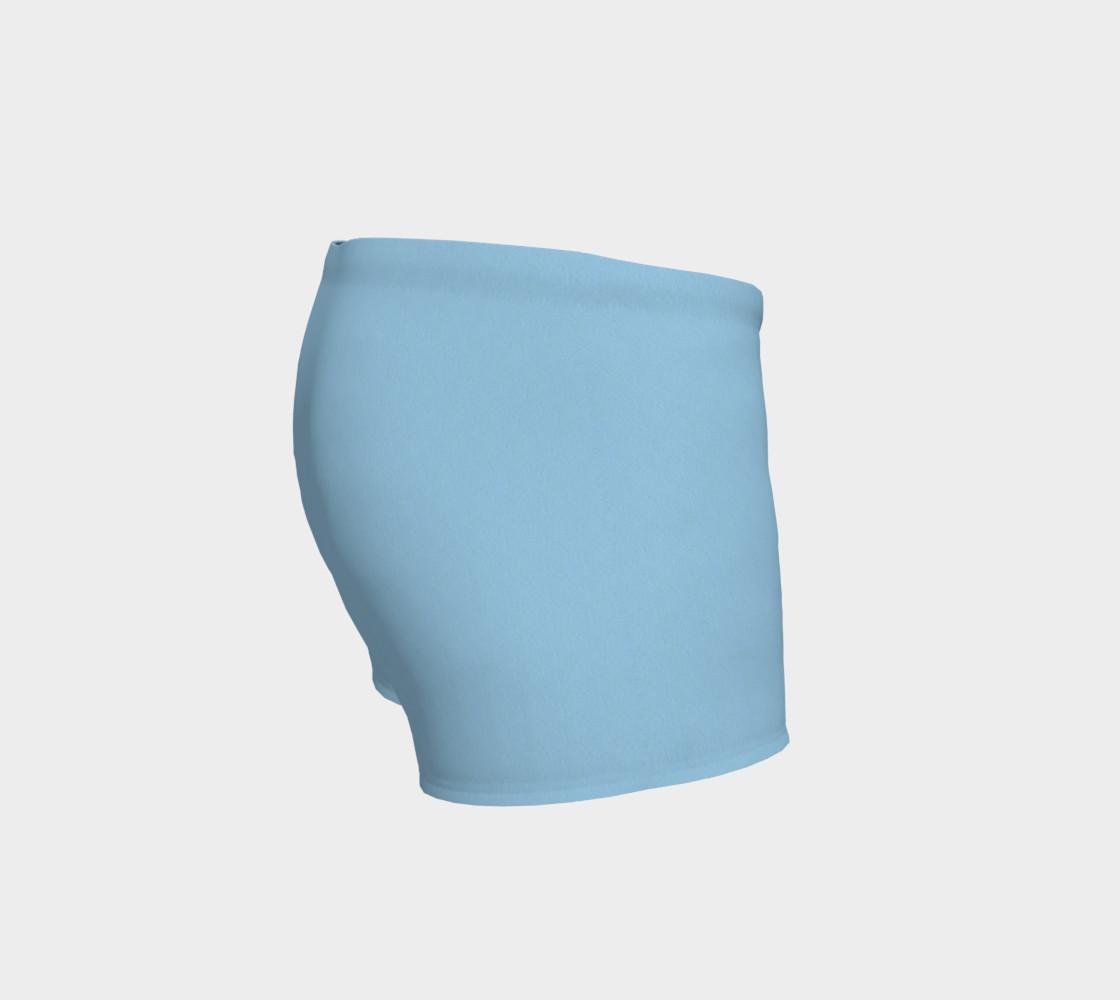Aperçu de B lue flower shorts #3