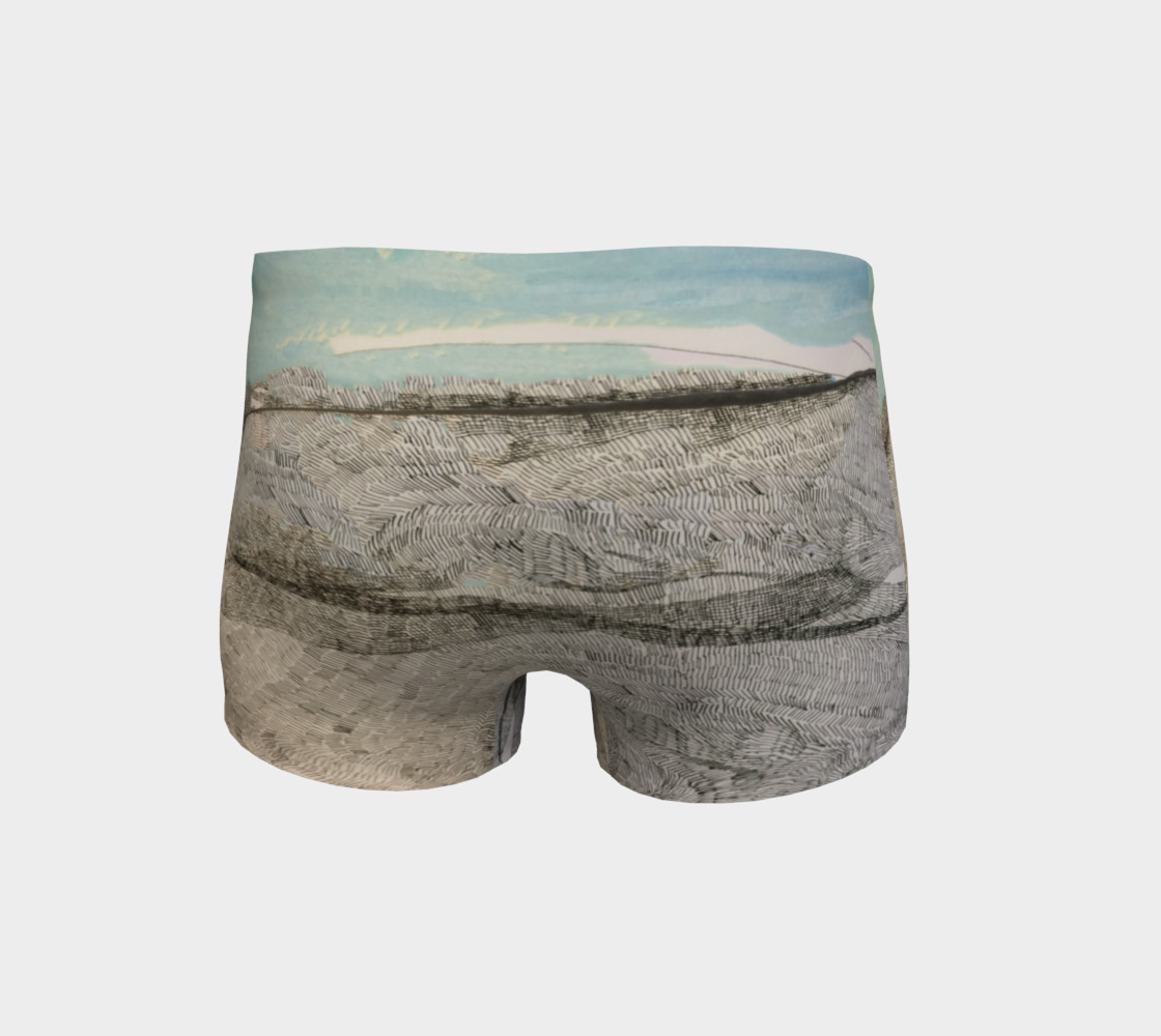 ocean flow shorts preview #4