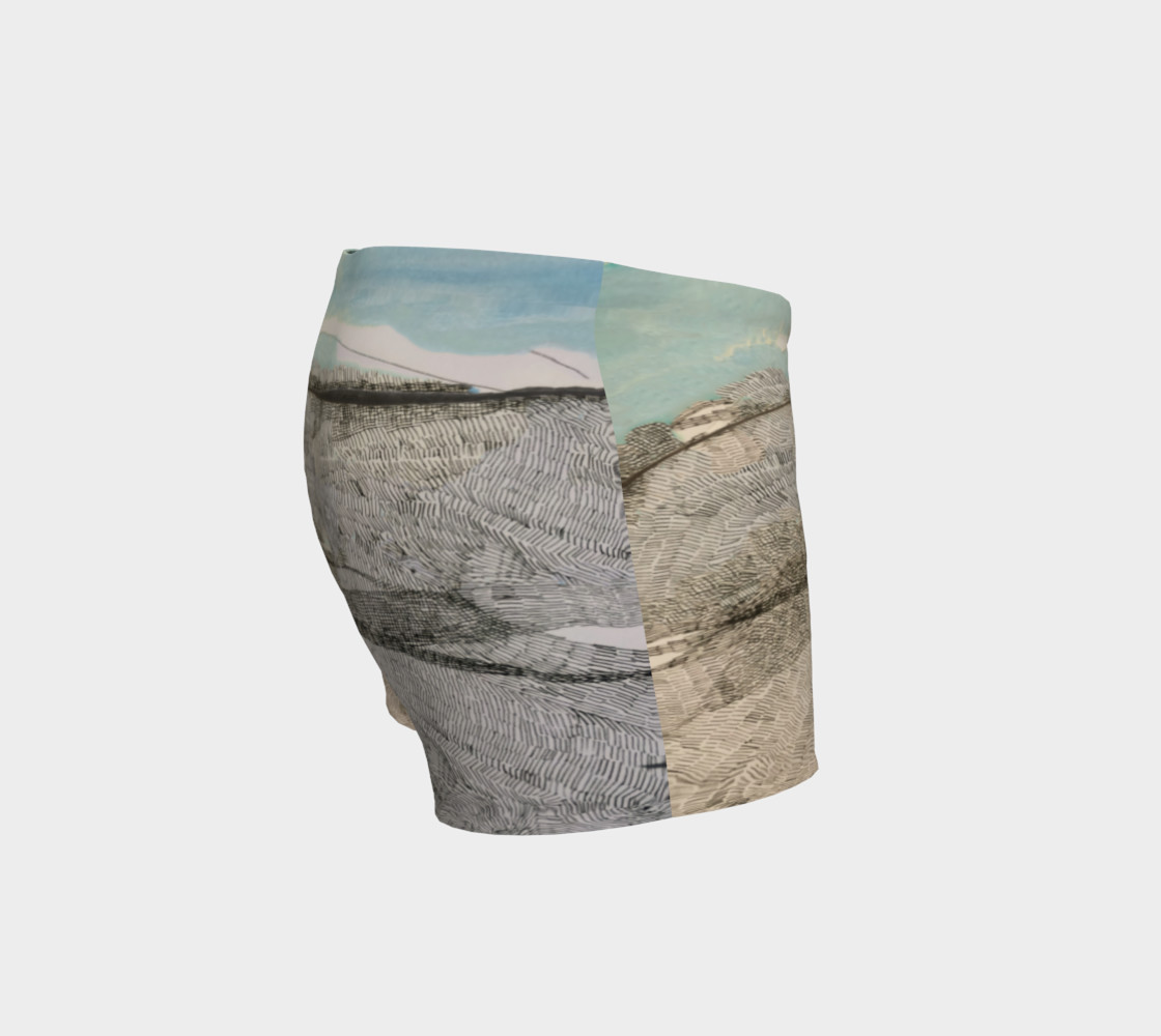 ocean flow shorts preview #3