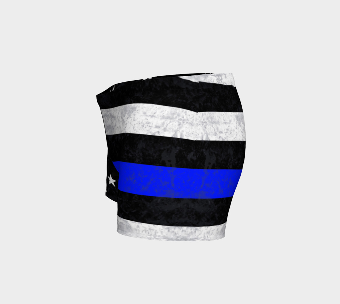 Thin Blue Line Shorts preview #2