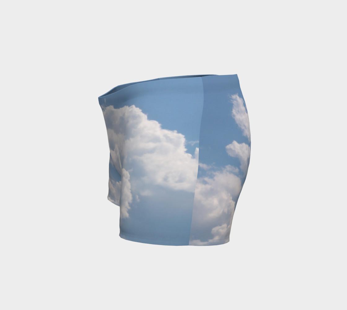 Aperçu de Cloudy Skies Shorts #2
