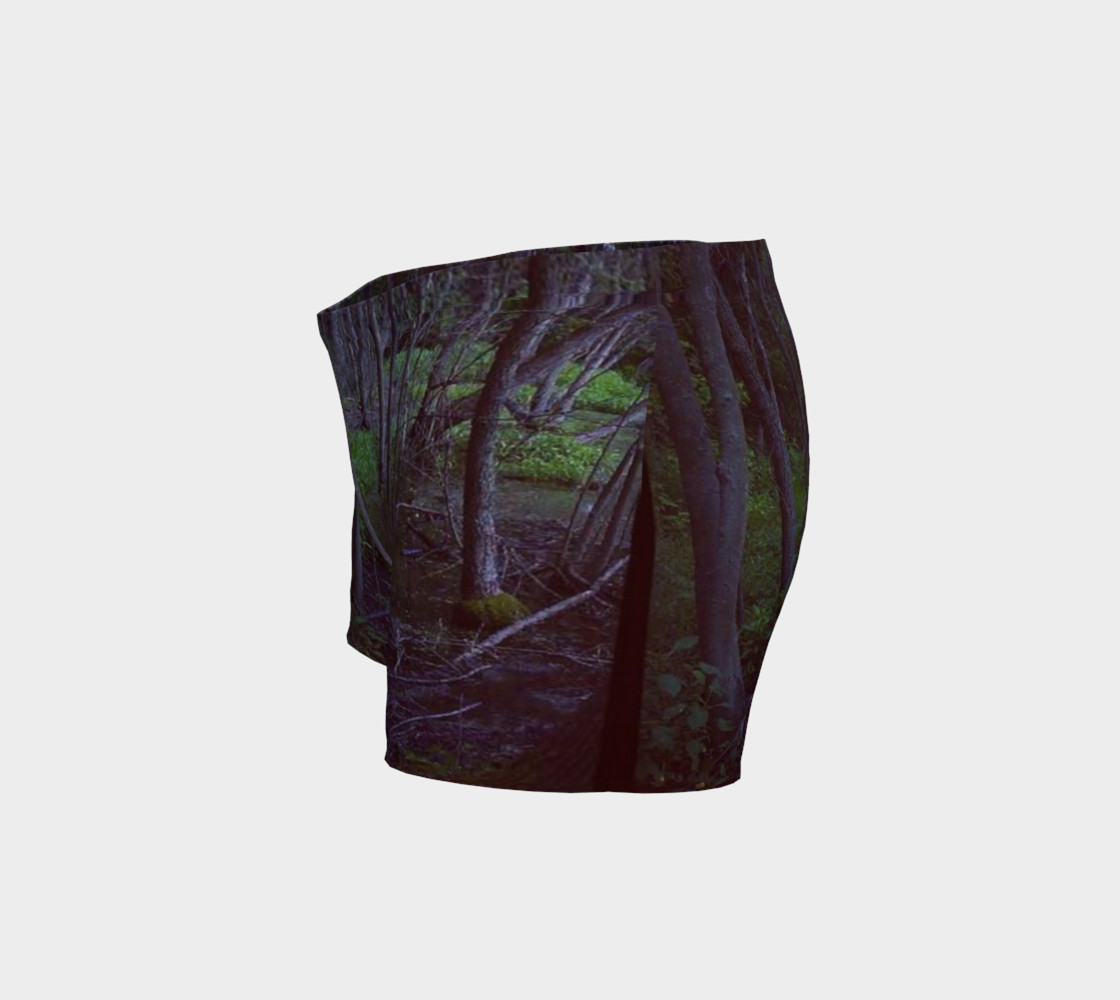 Aperçu de Dark Woods Ladies Shorts #2