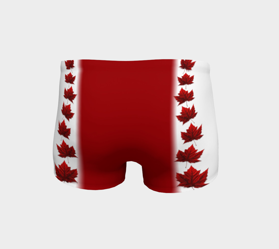 Canada Shorts Classic Canada Maple Leaf Shorts preview #4