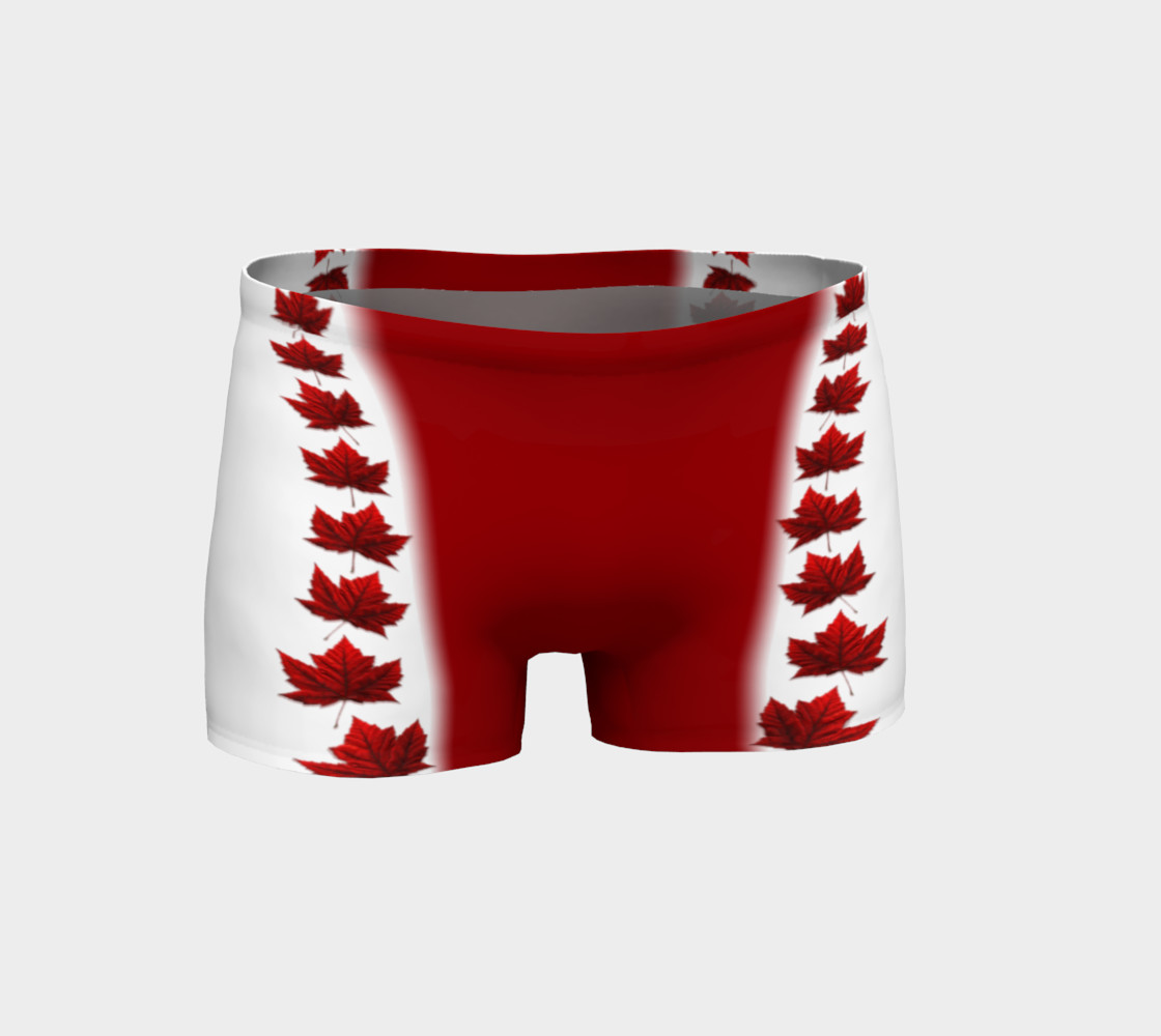 Canada Shorts Classic Canada Maple Leaf Shorts preview #1