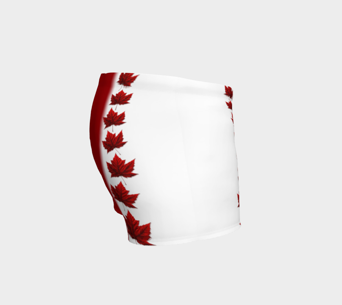 Canada Shorts Classic Canada Maple Leaf Shorts preview #3