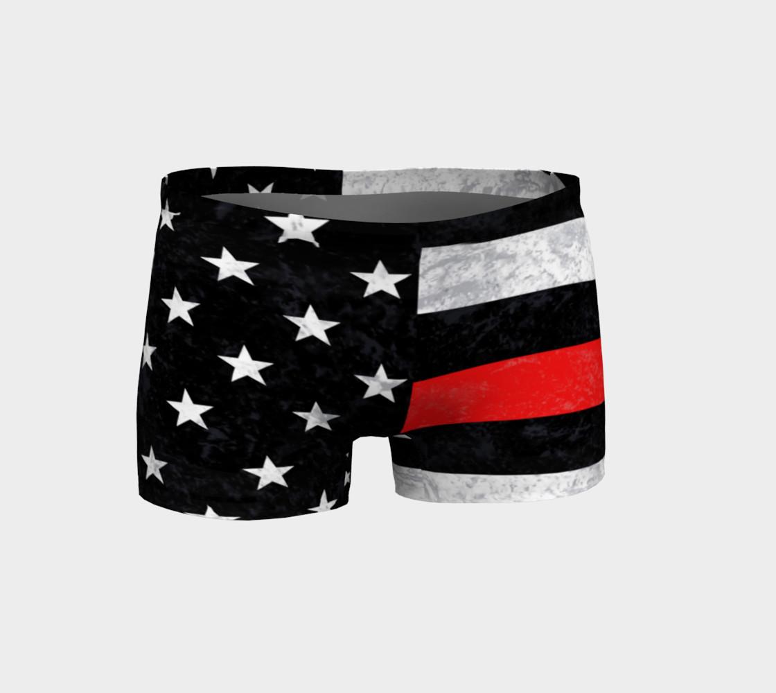 Aperçu de Thin Red Line Shorts #1